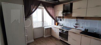 Недвижимость 2-комн. квартира, 58.4 м², 12/17 эт. Москва